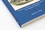 Paperback perfect bound book printing UK